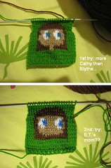 :D (Suedehead) Tags: diy sweater doll lol blythe knitted 2009 uhoh