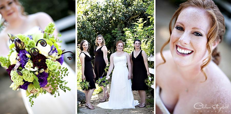 Wedding Photographer Ranchos De Las Flores Bride