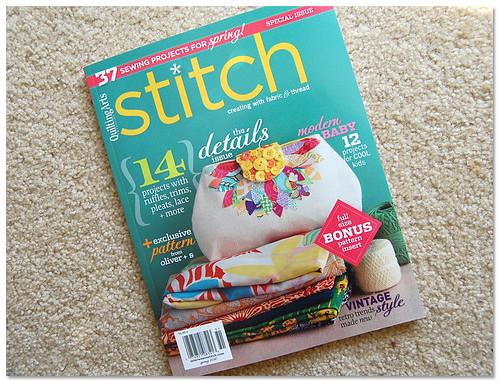 Stitch Magazine