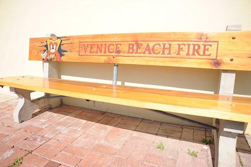 Venice Beach Fire Station