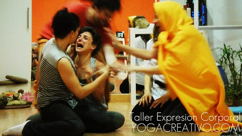 EXPRESION CORPORAL CLASES MADRID 5