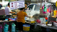 Hawker Stall and Penang Specialities