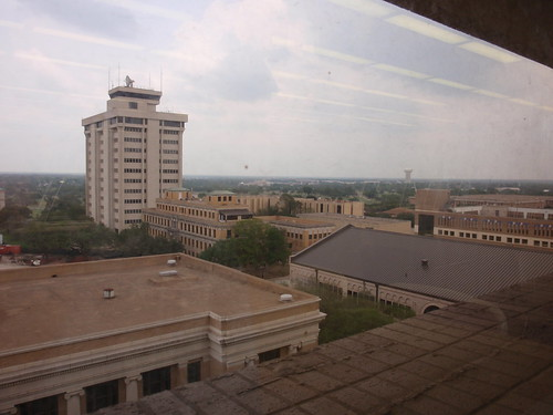 View from the Top Floor of the Library