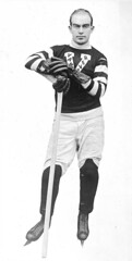 [Copy photo of hockey player Fred
