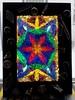 Active Geometry (TreeFrogArts) Tags: art rainbow colorful mosaic kaleidoscope glassart temperedglass glassonglassmosaic