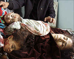 Gaza massacre victims 2009 11