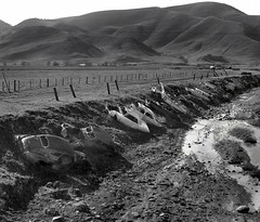 Lewis Creek, California (Dave Glass . foto) Tags: california erosion montereycounty centralcalifornia theamericanwest lewiscreek westernlandscape landscapeseries californiaroute25