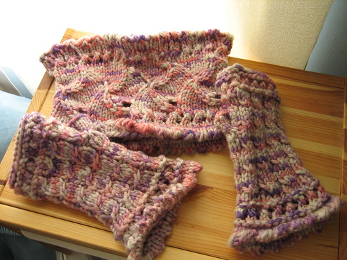 Twinkle Mitts & Cowl