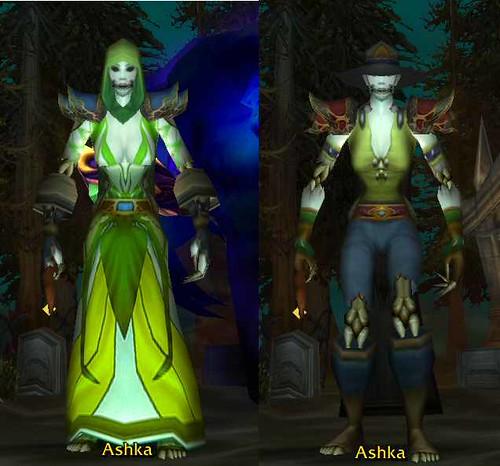 Ashka the Warlock