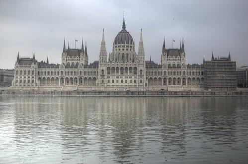 Budapešť 2008
