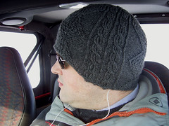 Yzerman Aran Hat - profile
