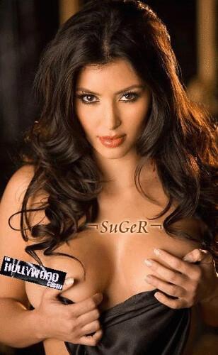 kim kardashian nakd