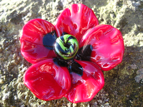 Poppy Poppy by Sabine Little
