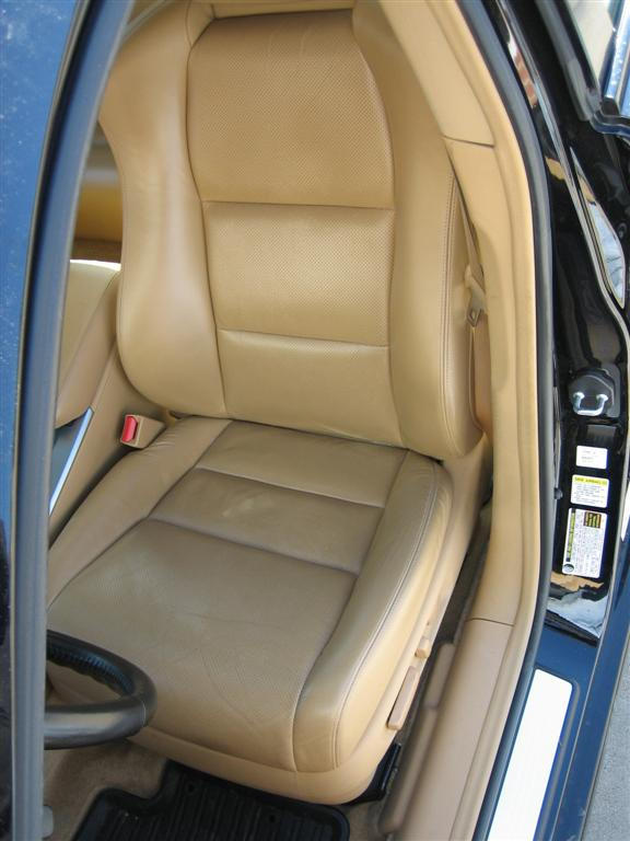 G Leather Seats Bunching Up AcuraZine Acura Enthusiast Community - Acura tl seats