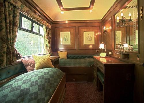 Train Chartering - Royal Scotsman, cabin