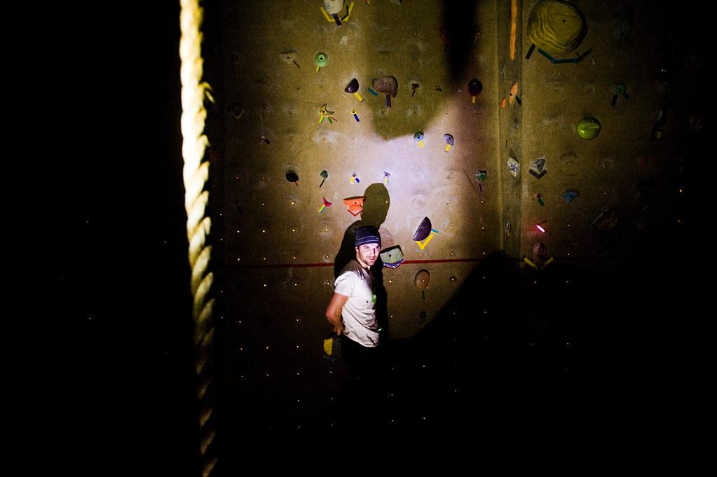 Night Climb One