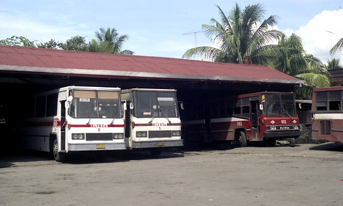 Santa Cruz (Laguna) Philippines  City new picture : ... bus at the Company Terminal in Santa Cruz, Laguna, Philippines