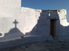 Church of Panagia Paraportiani (D1v1d) Tags: church greece greekislands mykonos kastro whitewashedwalls 5photosaday panagiaparaportiani nokian95 churchofpanagiaparaportiani