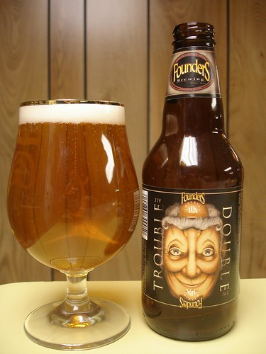 Founders Double Trouble Imperial IPA