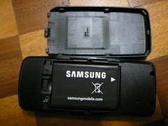 SGH-130S battery cover off.JPG