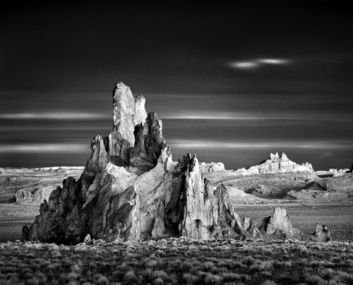 Church Rock, Photograph by Mitch Dobrowner, All Rights Reserved