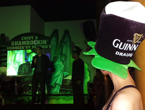 St Patrick's Day Launch - Guinness