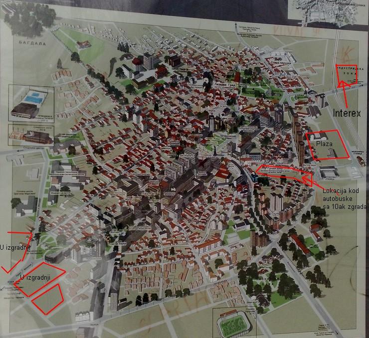 mapa srbije. u turisticka mapa srbije.