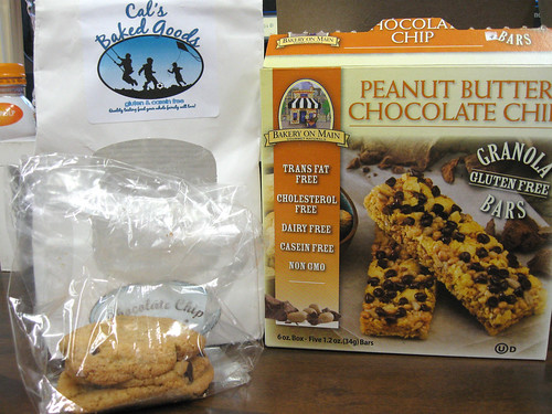Cookies and Granola Bars