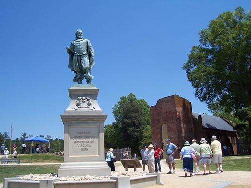 Jamestown Historic Site 2007