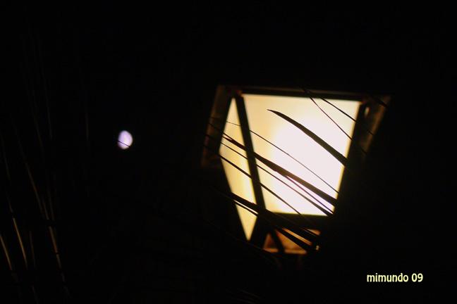 Dos luces...