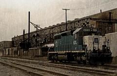 Train Texture