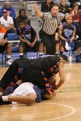 No 5 vs BSM at Section 6AAA Semi BKB08 - 8 (MNIrisguy) Tags: school boys basketball high photos minneapolis section stmargarets washburn millers semifinals benilde 6aaa