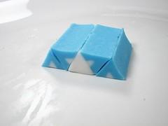 Fractal Snowflake Cupcakes - 11