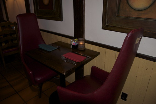 The Old Adobe Restaurant has preserved Nixons favorite table. The fajitas were great. No one could tell me if Nixon ate them with ketchup.