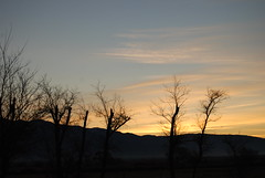 Sunrise over the Owens Valley (Thank You 7.5 Million Visitors!) Tags: sunrise lonepine owensvalley 395