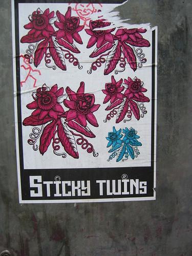 Sticky Twins