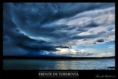 Frente de Tormenta / Crdoba / Argentina (Facu551) Tags: sky lake storm argentina argentine explore cielo cordoba tormenta 1001nights crdoba dique frente losmolinos theunforgettablepictures naturaltonemapped villalamerced niceshotmosaic15