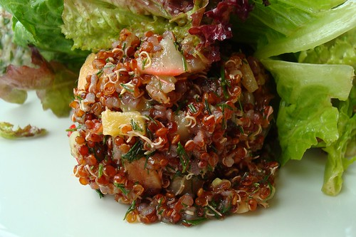 Tender Greens Red Quinoa