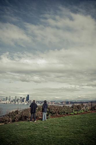 Across Puget Sound