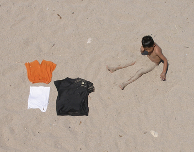 Kid on beach copy