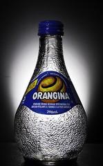 Orangina (Overdose_onLovexo) Tags: blue glass studio bottle orangina marcoslandin