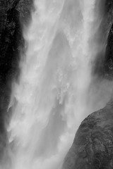 Lower Yosemite Falls Detail 2