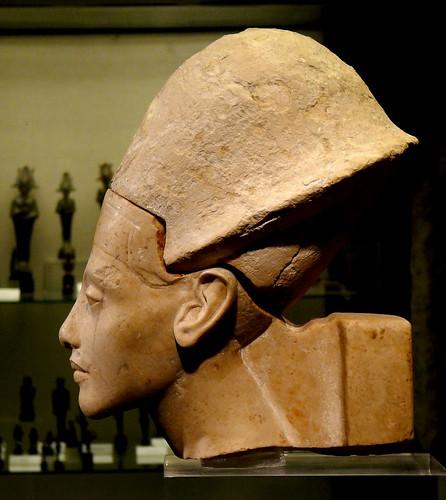 Juvenile pharaoh Echnaton por petrus.agricola.