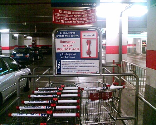 SuperCarros del Carrefour