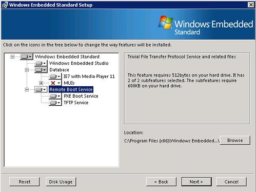 Igel Windows Embedded Setup