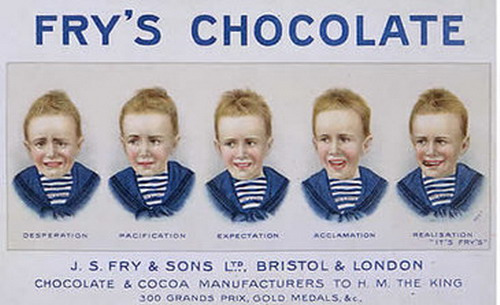 Fry's Chocolate