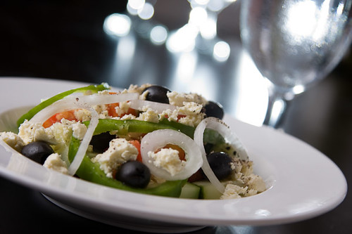 (Not So) Greek Salad (by LightChaser: Luis Cruz)