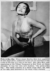 Eartha Kitt's Peek A Boo Hip - Jet Magazine, March 20, 1952 (vieilles_annonces) Tags: old newyorkcity people usa newyork black history fashion vintage magazine print scans fifties photos african negro retro ephemera nostalgia photographs american rights 1950s singer actress blacks americana colored 50s magazines articles folks oldphotos civilrights skirts newsclipping blackhistory 1952 vintagephotos africans villagevanguard africanamericanhistory earthakitt negroes peopleofcolor vintagephotographs newsclippings vintagemagazine coloredpeople negrohistory blackactress coloredfolk blacksinger blacknews skirtwithhighslit