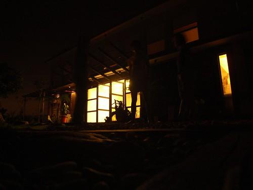 你拍攝的 1木瓜溪農場的夜。