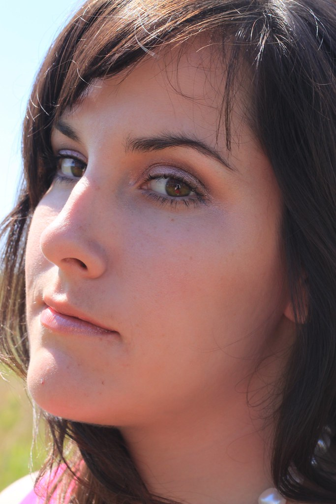 Makeup On Monica